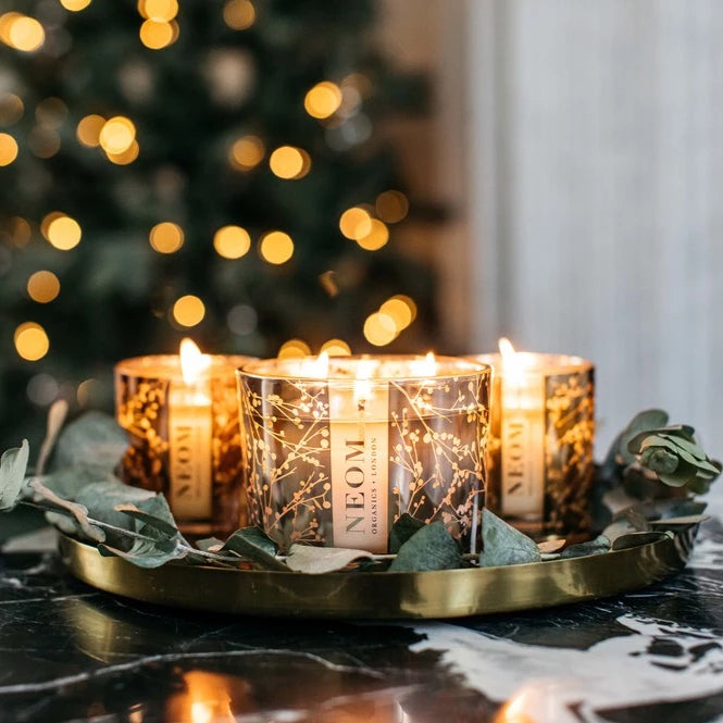Christmas Wish Scented Candle (3 Wick)