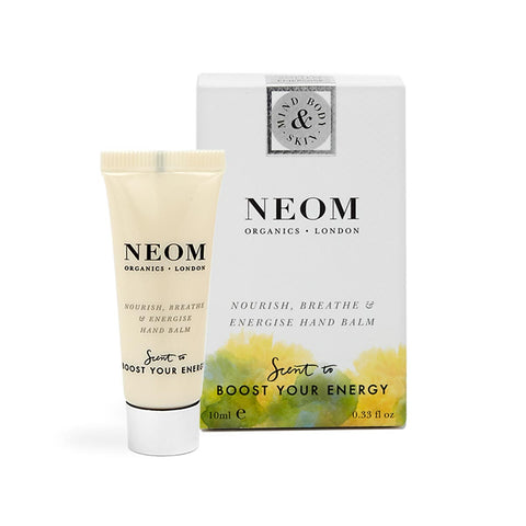 Nourish, Breathe & Energise Hand Balm 10ml
