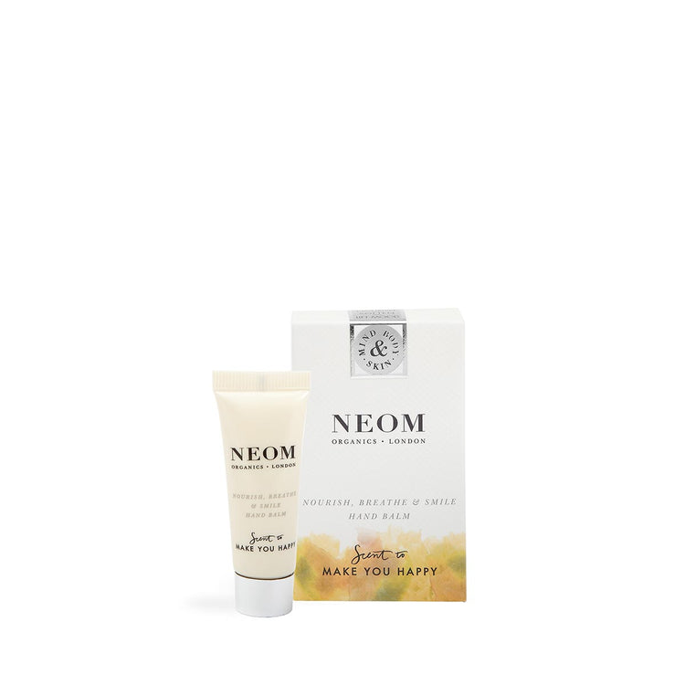 Nourish, Breathe & Smile Hand Balm 10ml