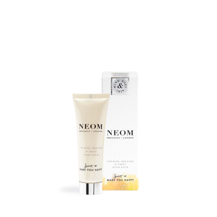 Nourish, Breathe & Smile Hand Balm Tube
