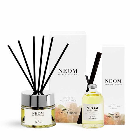 Sensuous Home Fragrance Duo
