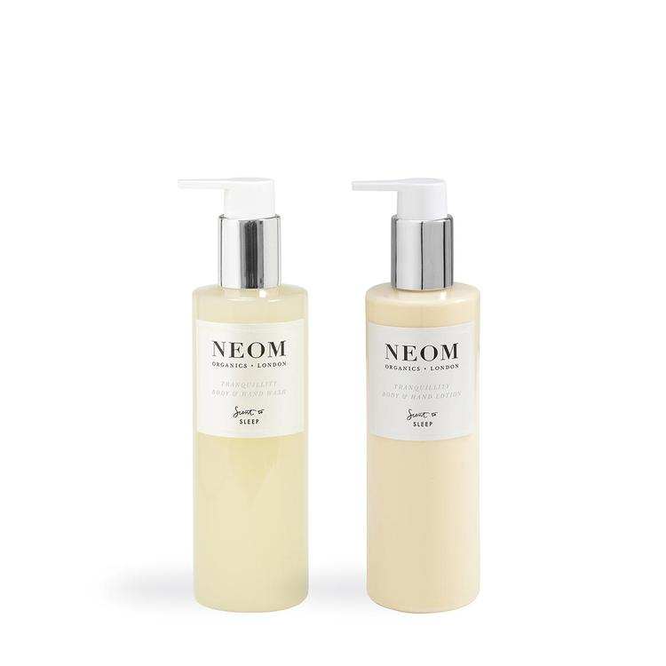 Tranquillity Hand Wash & Lotion Duo