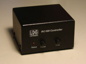 LDG, rc 100, ldg 100, 100w, auto tuner, automatic, remote, tuner, flagpole, antenna, ocf, off center fed, vertical, dipole, ham radio, stealth, cc&r, hoa, restrictions