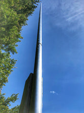 Load image into Gallery viewer, assembly, 20-foot, flagpole antenna, vertical antenna, ham radio, force 12, hoa vertical, greyline