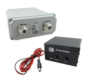LDG, ldg-100, 100w, auto tuner, automatic, atu, remote, tuner, flagpole, antenna, ocf, off center fed, vertical, dipole, ham radio, stealth, cc&r, hoa, restricted