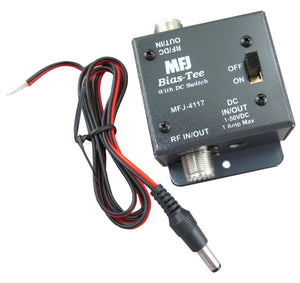Remote Tuner MFJ 994BRT 600 Watts for 1.8 to 30 MHz | Includes MFJ-4117 Bias Tee