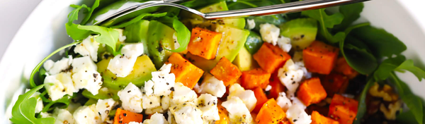 Wrap yourself up in this Fall Comfort Salad