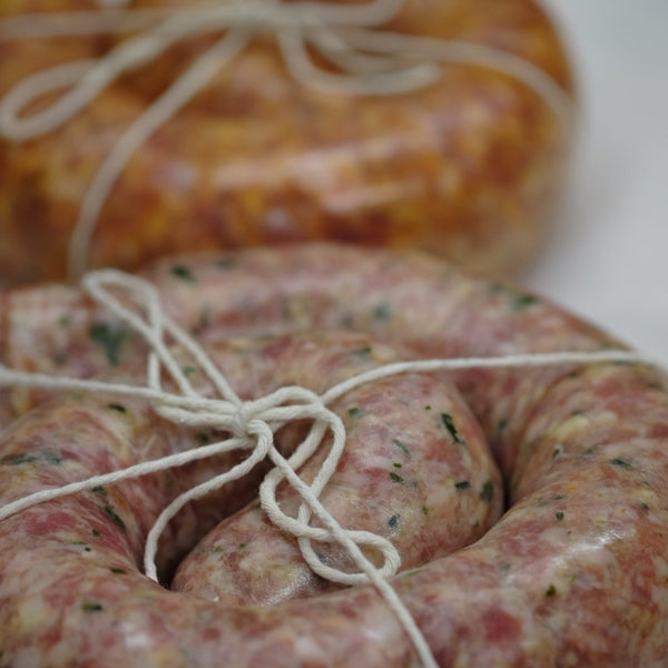 1lb Nettie's Fresh Italian Sausage (sweet or spicy)