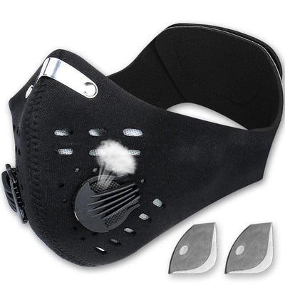 ANTI-POLLUTION REUSABLE MASK