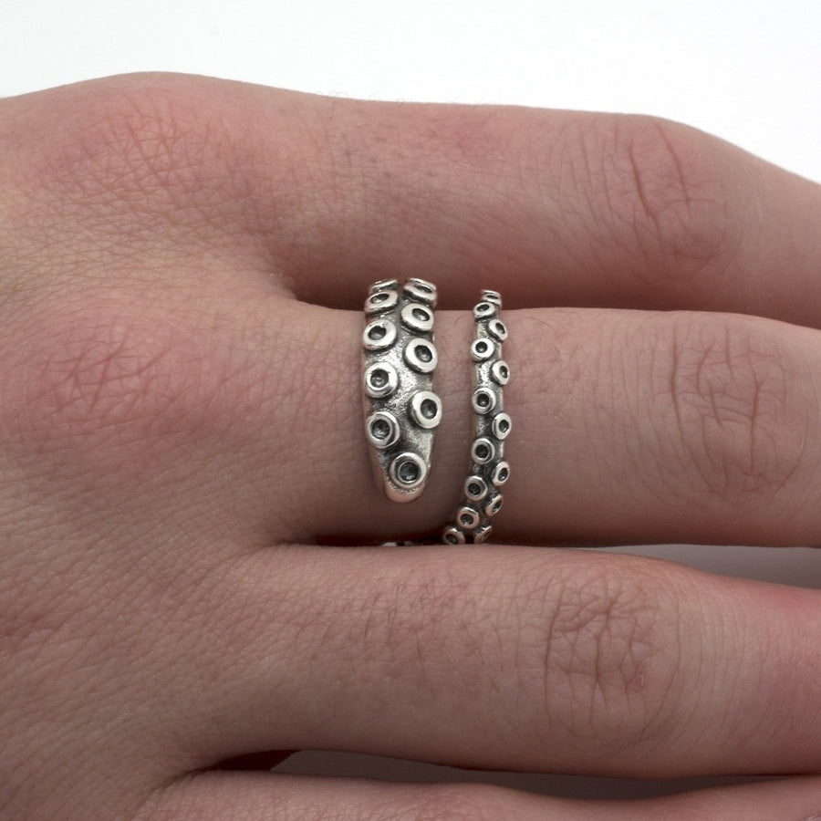 Tentacle Octopus Ring