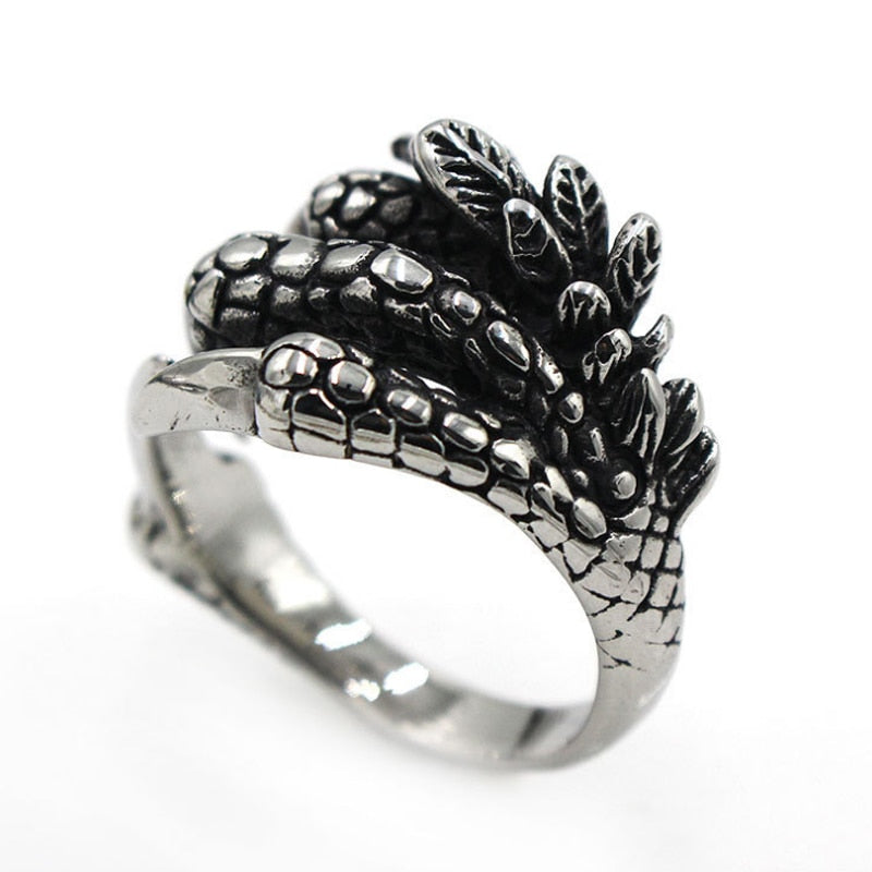 Dragon Claws Ring