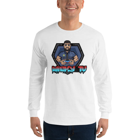 WickyTV Long Sleeve T-Shirt