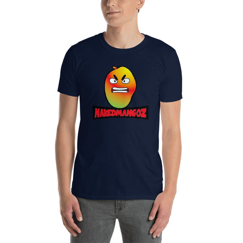 NakedMangoz Short-Sleeve Unisex T-Shirt