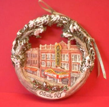 Christmas Ornament - Palace Theater