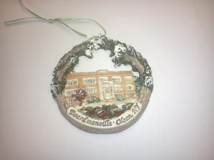 Christmas Ornament - Boardmanville School