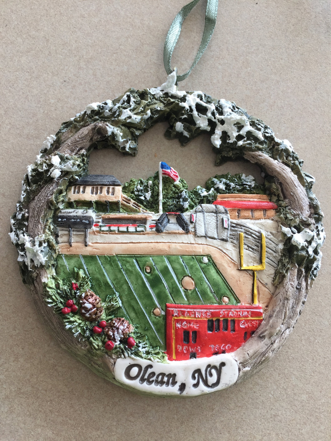 Christmas Ornament - Bradner Stadium