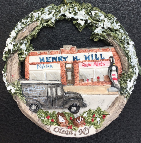 Christmas Ornament - Henry Hill NAPA