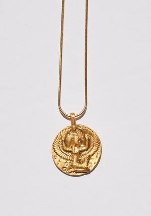 Goddess of Magic Aset Isis Necklace