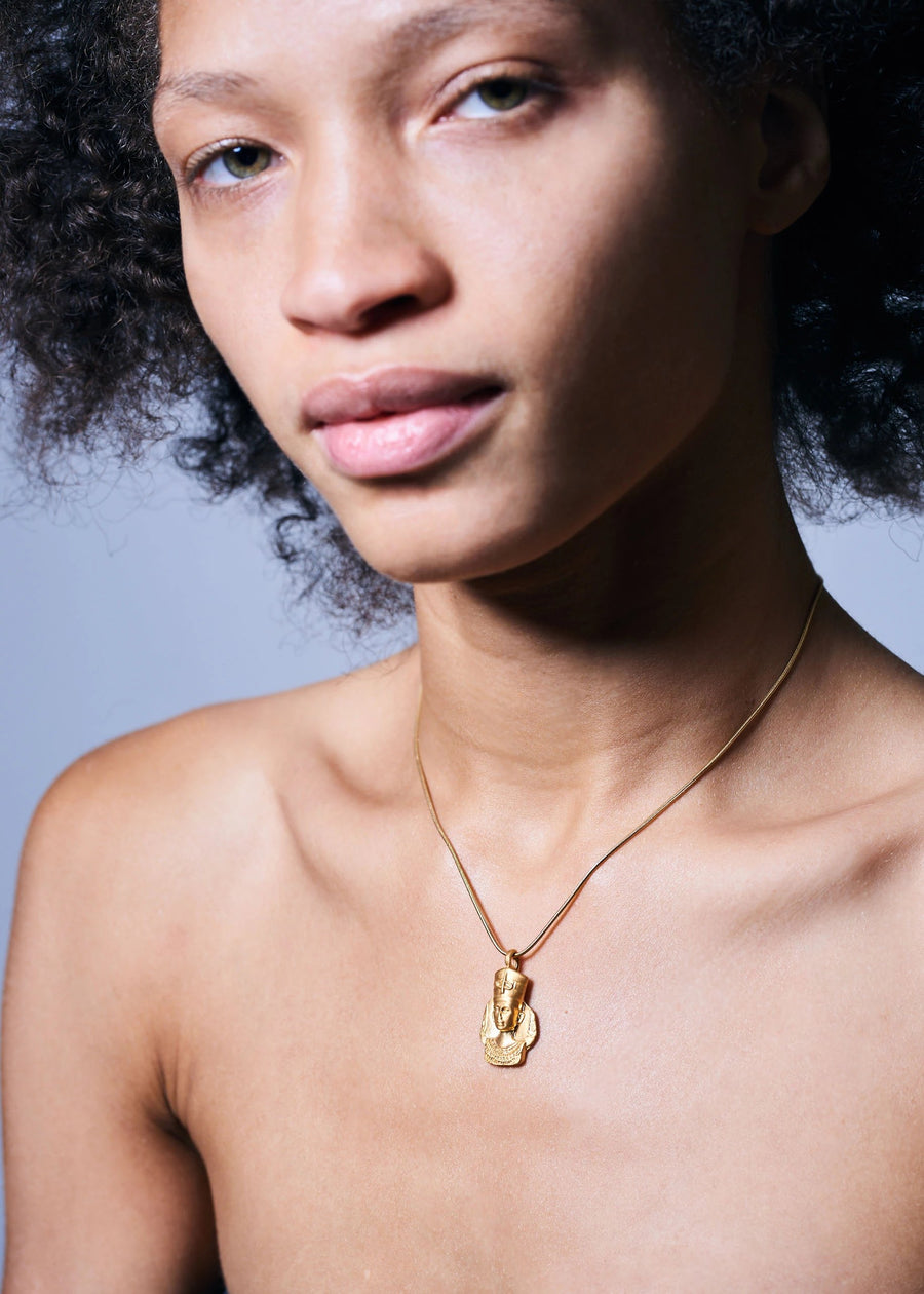 Queen of the Nile Nefertiti Necklace