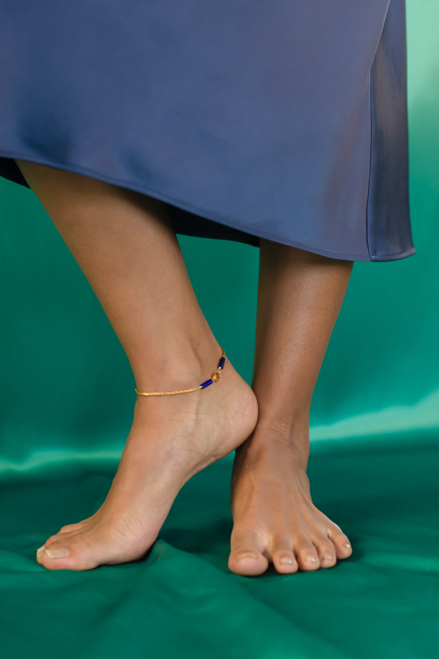 Spirit of the Night Anklet