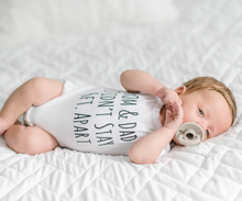 Load image into Gallery viewer, BOHO BABY ONESIE
