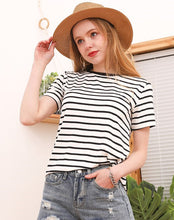 Load image into Gallery viewer, EVA STRIPED TOP