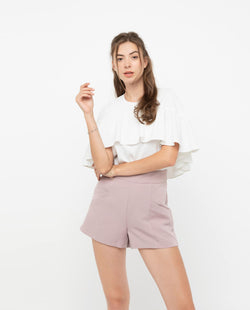Zeke A Line Shorts Bottoms OSMOSE-STORES