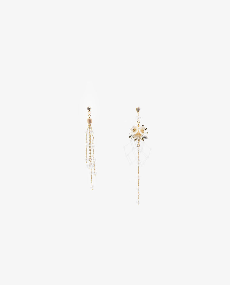 Camilia Drop Earrings Earrings OSMOSE-STORES