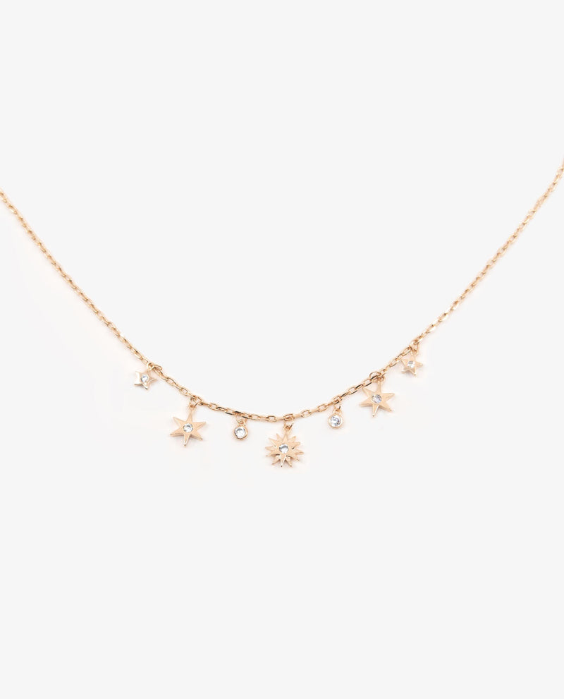 Larisa Star Necklace Necklace OSMOSE-STORES