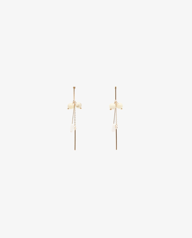 Sylva Drop Earrings Earrings OSMOSE-STORES
