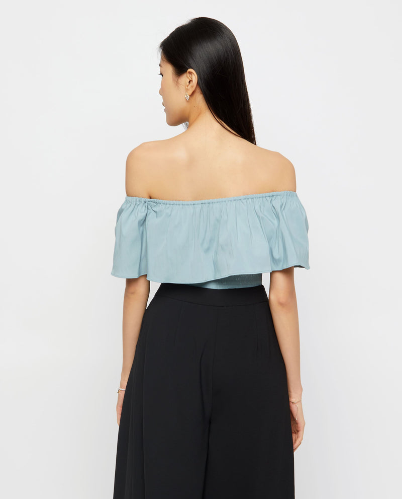 Axel Off Shoulder Top Tops OSMOSE-STORES