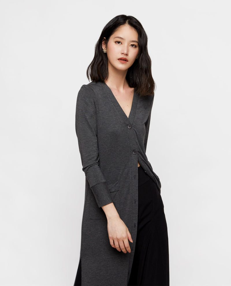 Beeja Cardigan Dress Outerwear OSMOSE-STORES