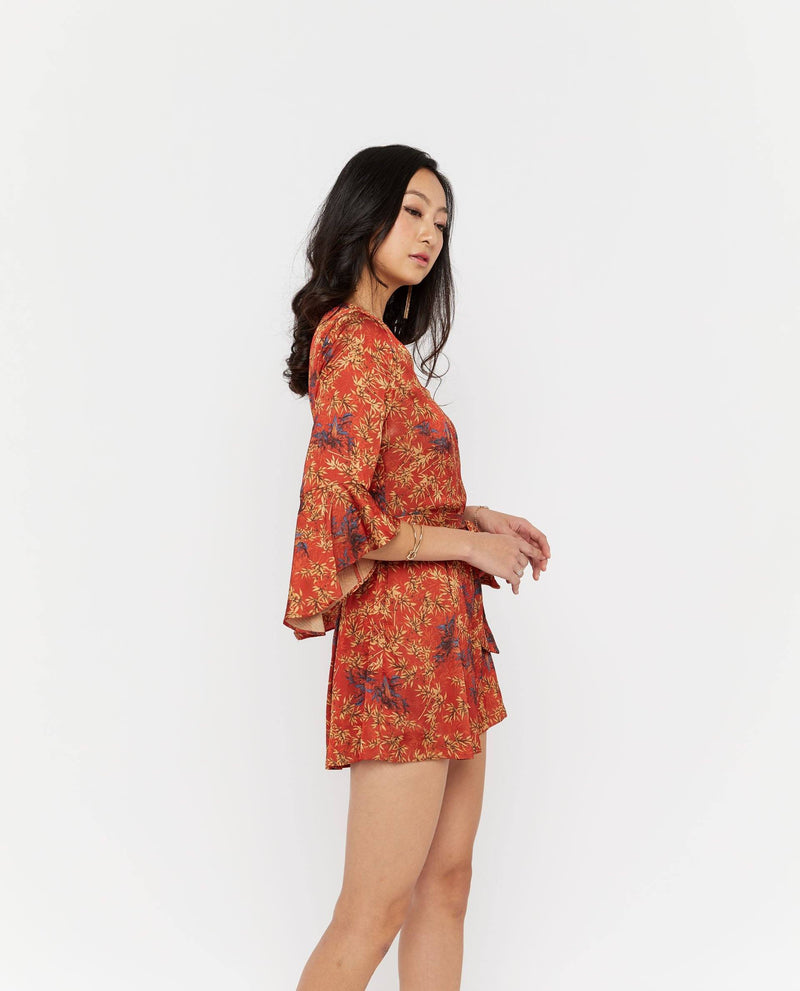 Cyrus Oriental Romper One-piece suits OSMOSE-STORES