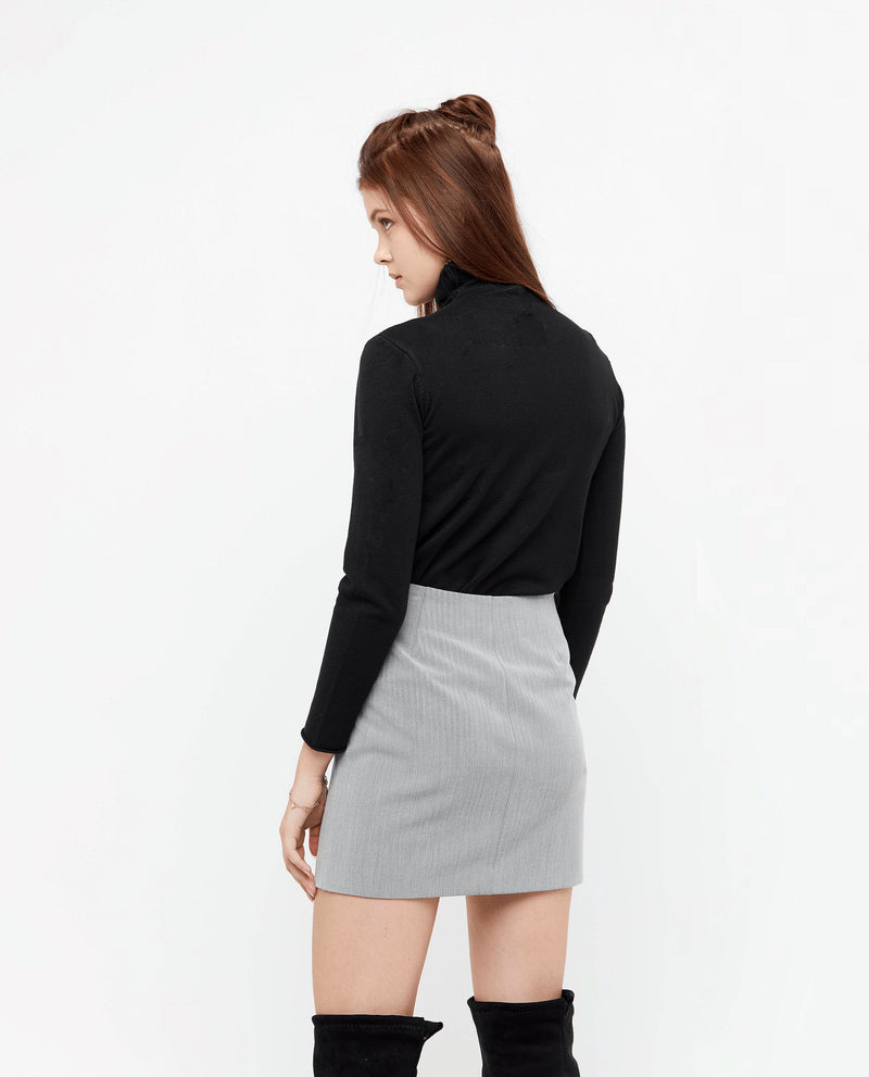Eliet A Line Skirt Bottoms OSMOSE-STORES