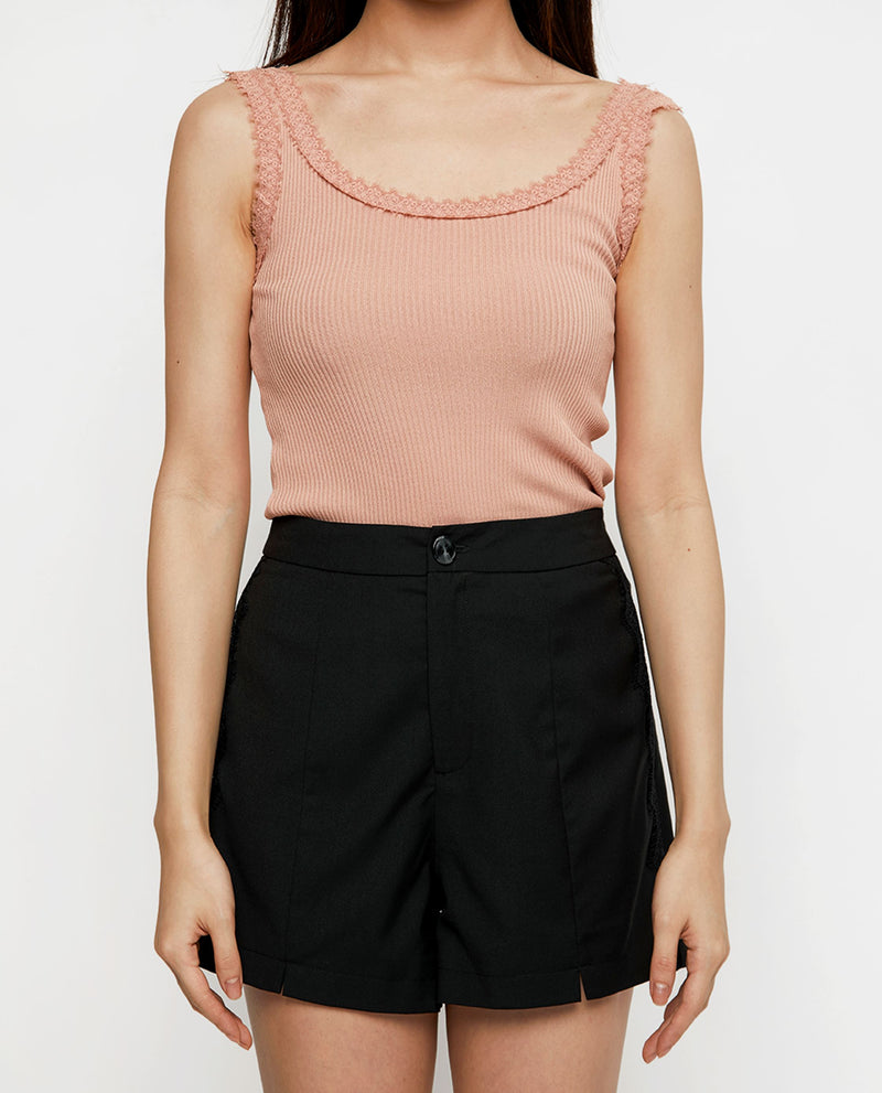 Emerine Knit Top Tops OSMOSE-STORES