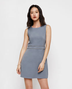 Gia Basic A-Line Dress Short Dress OSMOSE-STORES