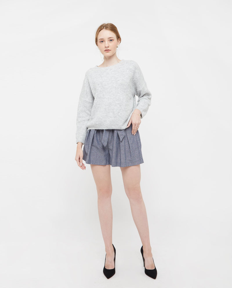 Gyldia Paper Bag Shorts Bottoms OSMOSE-STORES