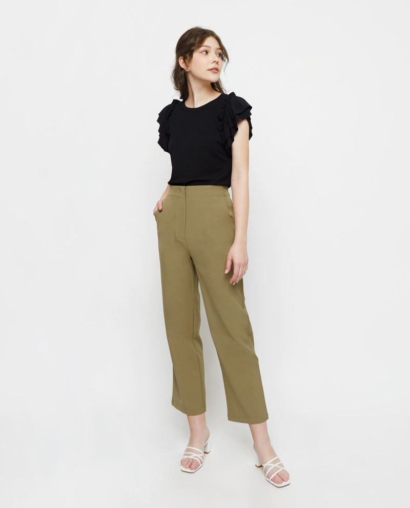 Irie Tailored Long Pants Bottoms OSMOSE-STORES