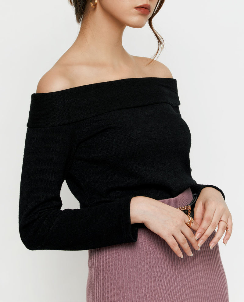 Jamaika Offshoulder Top Tops OSMOSE-STORES