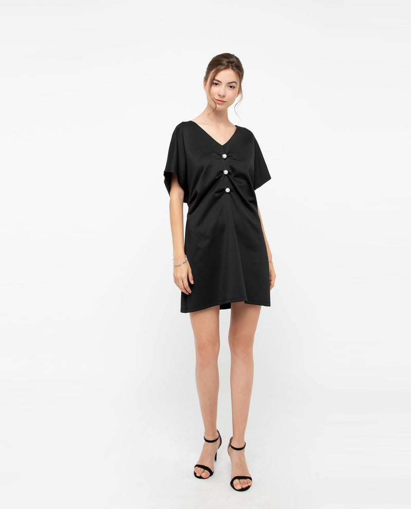 Jeren Pearl Shift Dress Dresses OSMOSE-STORES
