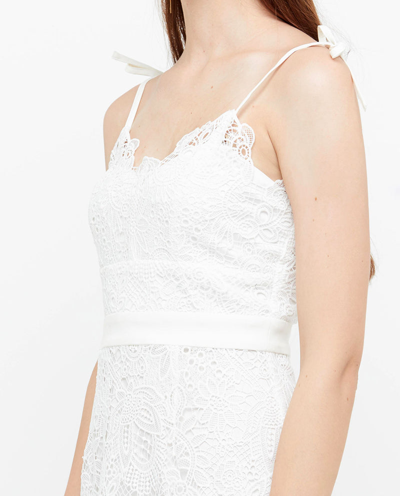 Lisha Lace Cami Dress Dresses OSMOSE-STORES