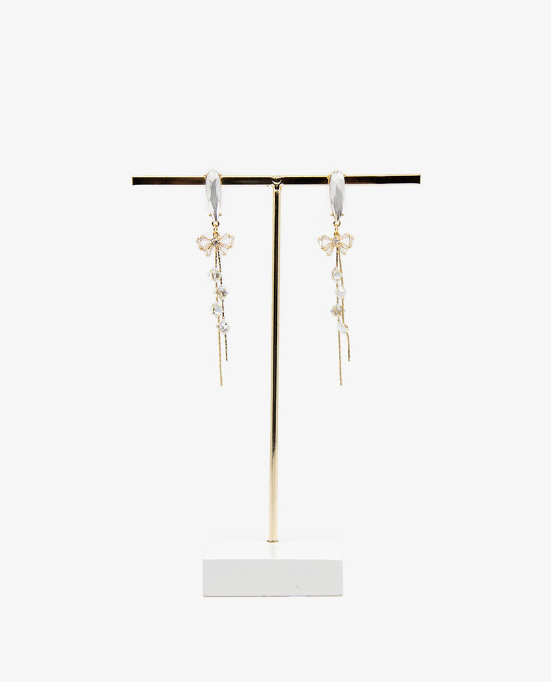 Marquise Drop Earrings Earrings OSMOSE-STORES