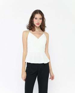 Mimoa Bejeweled Strap Top General OSMOSE-STORES