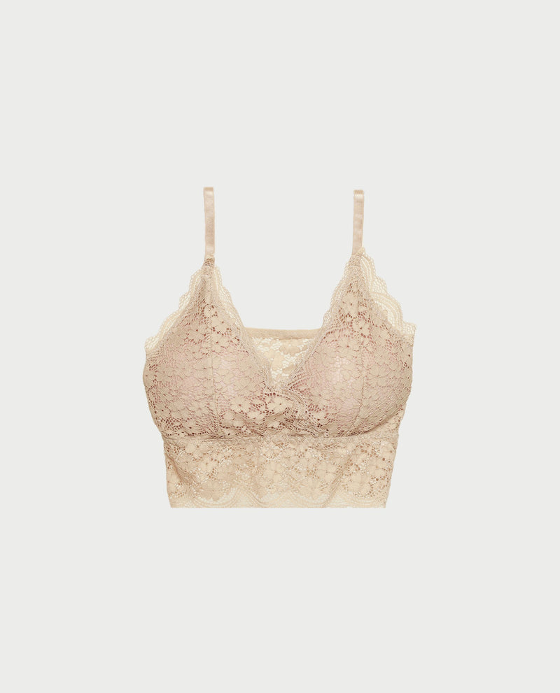 Nikki Lace Bralette Tops OSMOSE-STORES