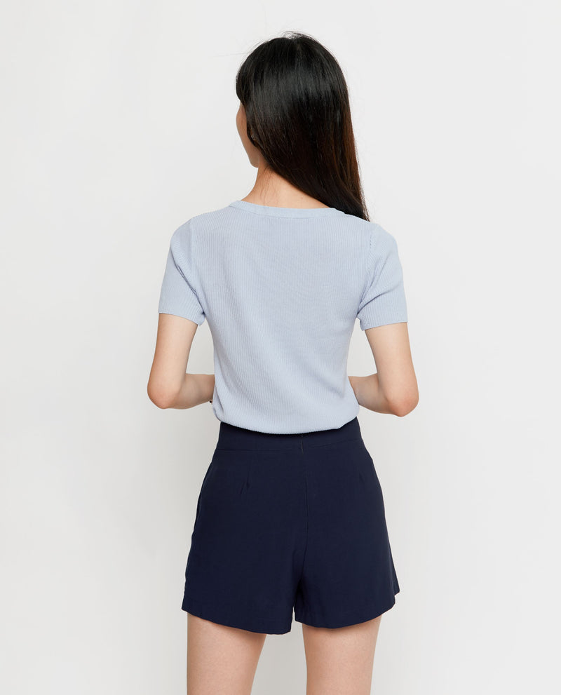 Ozzie Linen Shorts Shorts OSMOSE-STORES