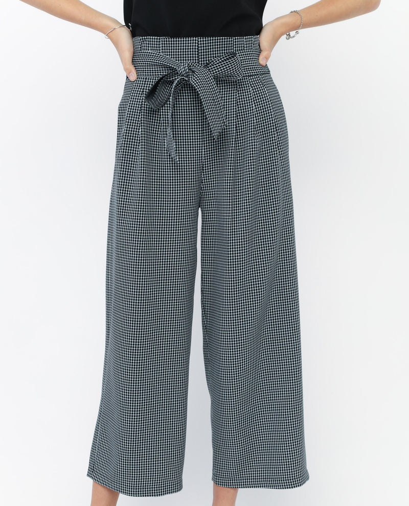 Pasens Long Structured Pants Long Pants OSMOSE-STORES