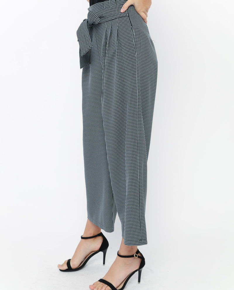 Pasens Long Structured Pants