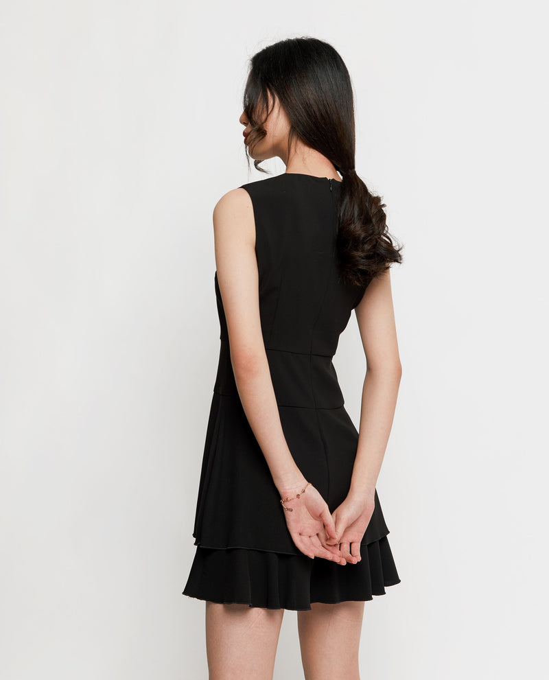 Peixo A-line Dress Short Dress OSMOSE-STORES