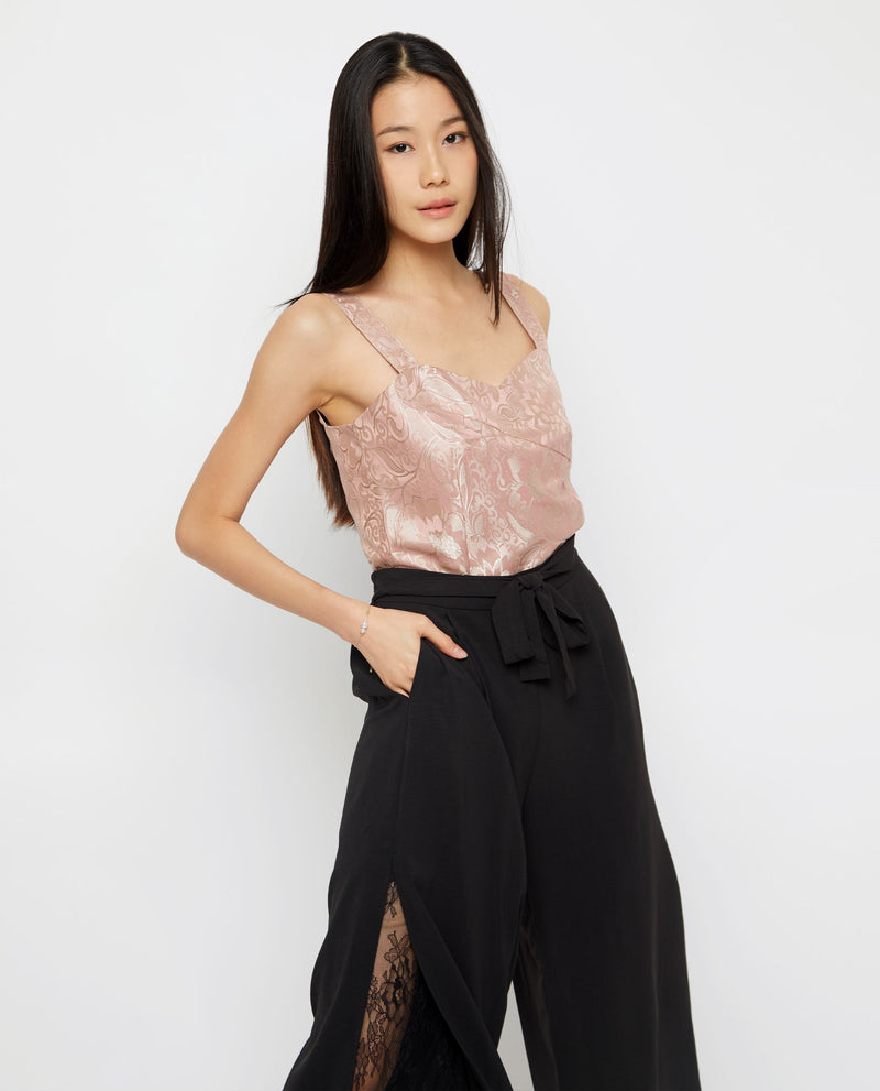 Perry Lace Culottes Culottes OSMOSE-STORES