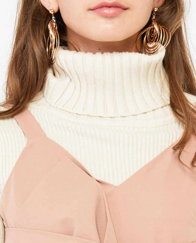 Peyser Turtle Neck Knit Sweater General OSMOSE-STORES